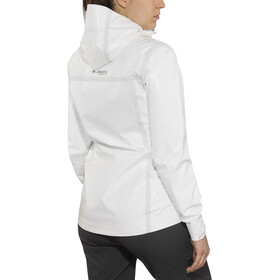 Columbia OutDry Ex ECO Tech Chaqueta Shell Mujer, white undyed